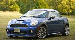 2012 Mini Cooper Coupe is a Classic Reborn