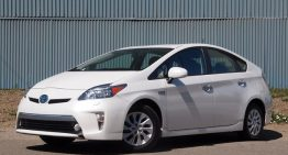 Toyota Prius Plug In Boosts Pragmatic Power