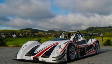 Toyota Electric Motorsport Breaks Record at Nurburgring