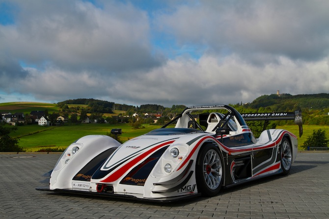 Toyota Electric Motorsport Breaks Record at Nurburgring