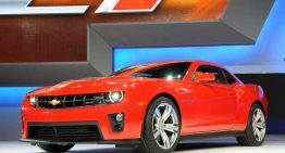 Special Camaro ZL1 Sells for $250k at Barrett Jackson