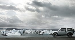 Land Rover Unveils Utilitarian Beauty at Frankfurt