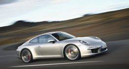 New Porsche 911 Debuts at Frankfurt