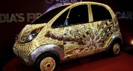 India's Tata Motors Releases Gold Economy Car