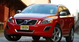 Volvo is Undergoing a Luxury Revolution in 2012 XC60