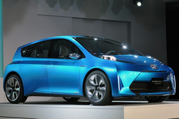 Prius C is a Revolution Inside of a Revolution