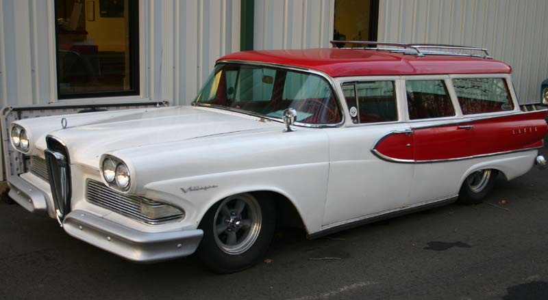 1959 Edsel Wagon is Craigslist Vintage Find of the Week