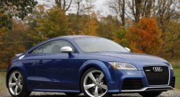 2012 Audi TT RS Offers Eternal Summer