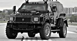 Knight XV Voted Best Car for Zombie Apocalypse