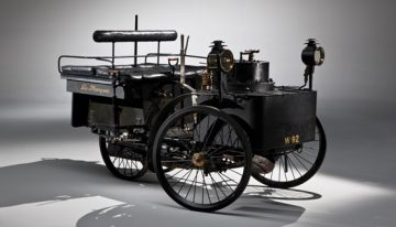 World's Oldest Vehicle Hits Auction Block