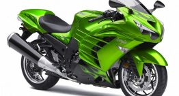 Kawasaki Debuts World's Fastest Accelerating Motorcycle