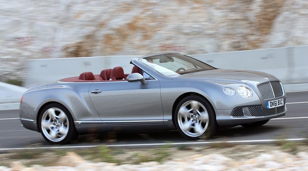 Bentley Debuts New Face of Luxury