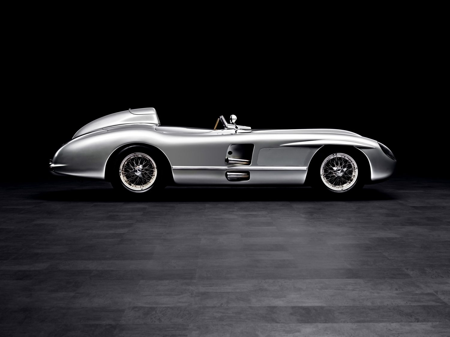 Mercedes-Benz Classics Makes Time Travel Real