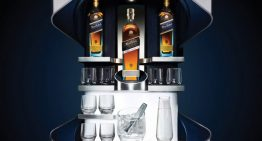 Porsche Designs Luxury Robotic Whiskey Bar