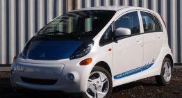 Mitsubishi i Tops EPA List with 126 MPG