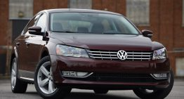 Hard Working VW Passat is Car of the Year