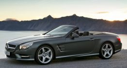 Classiest Car of Next Year: 2013 Mercedes Benz SL