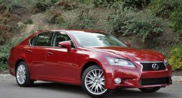 Three Understated Luxury Cars for 2012