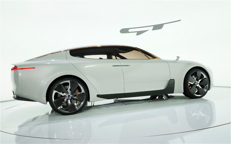GT Concept Ushers Kia in the LimeLite