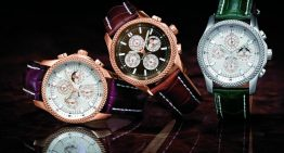 Bentley Partners With Luxury Swiss Watchmaker