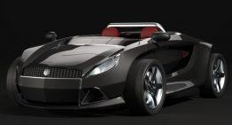 BulletProof Electric Roadster Debuts in Monaco