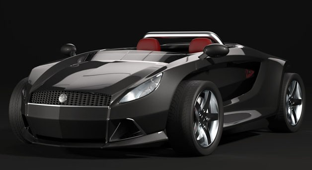 BulletProof Electric Roadster Debuts in Monaco