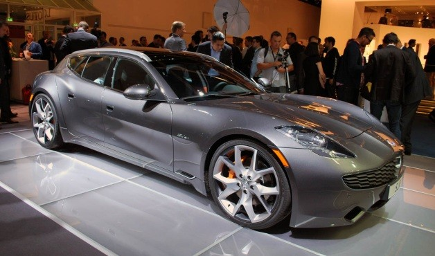 Fisker Surf Plug In Concept Washes Onto Phoenix Shores