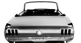 Ford Releases New 1960s Mustang Bodyshells