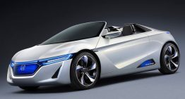Honda EV-STER Paves the Way to the Future