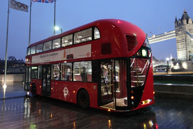 London's New Bus May be the Ticket for Valley Metro