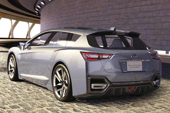 Subaru Makes the Wagon Cool…Again