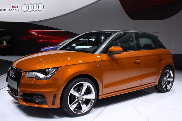 Audi A1 Sportback is a Luxury Eco-Rocket