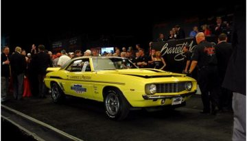 Barrett Jackson Collector Classics Returns to Scottsdale