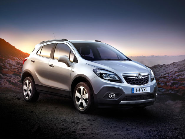 Buick Encore: Micro Sized Luxury and Capability