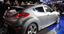 Veloster Turbo Concept Brings Hyundai to the Next Level