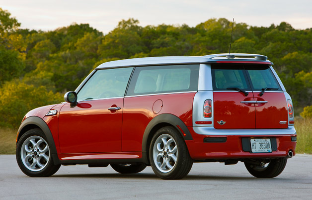 Mini Set to Debut Mini-Van at Geneva