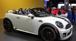 2013 MINI Roadster is a Convertible with Character