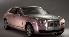 Jump Into Rolls Royce Bespoke Service