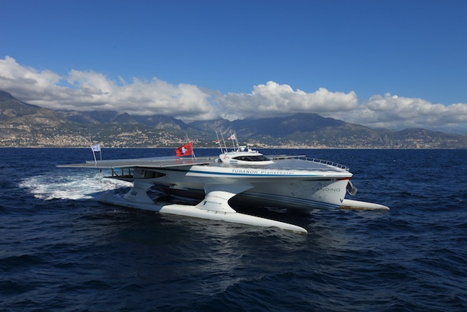 Will Luxury Solar Yachts Sail Close to Phoenix?