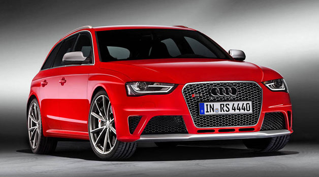 Audi's New Performance Wagon Looks to Set A Standard
