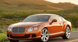 Bentley Continental GT V8 Brings Rocket Power to Luxury