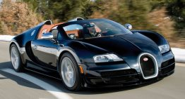 Bugatti Debuts Next Super Car in Geneva