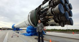 SpaceX Tests Next Gen Rockets for Commercial Space Flights