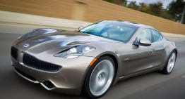 Fisker Karma Hybrid Super Car is Here