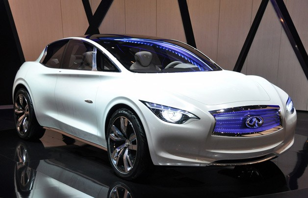 Infiniti Designs Luxury Hatchback
