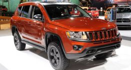 Jeep Unleashes Luxury Custom Compass SUV