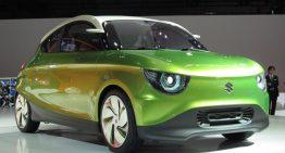 Suzuki Creates Car for the City Dweller