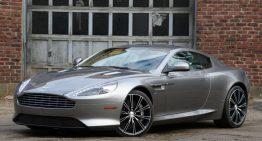 Aston Martin Virage Strikes a Balance of Elegance and Speed