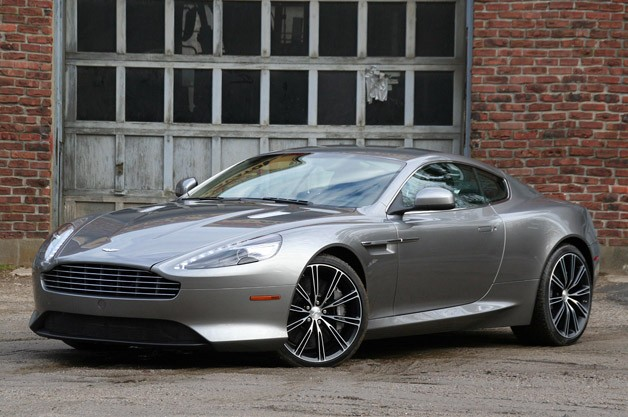 Aston Martin Virage Strikes a Balance of Elegance and Speed