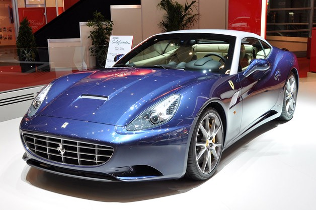 Ferrari California Gets Refreshed for 2013
